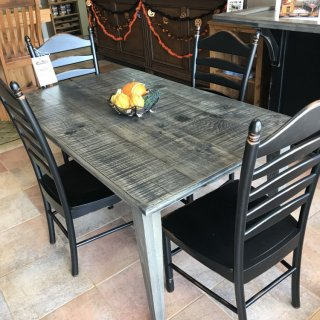 36″ x 5′ Shaker Leg Table @ Baton Rouge In Stock BR-332