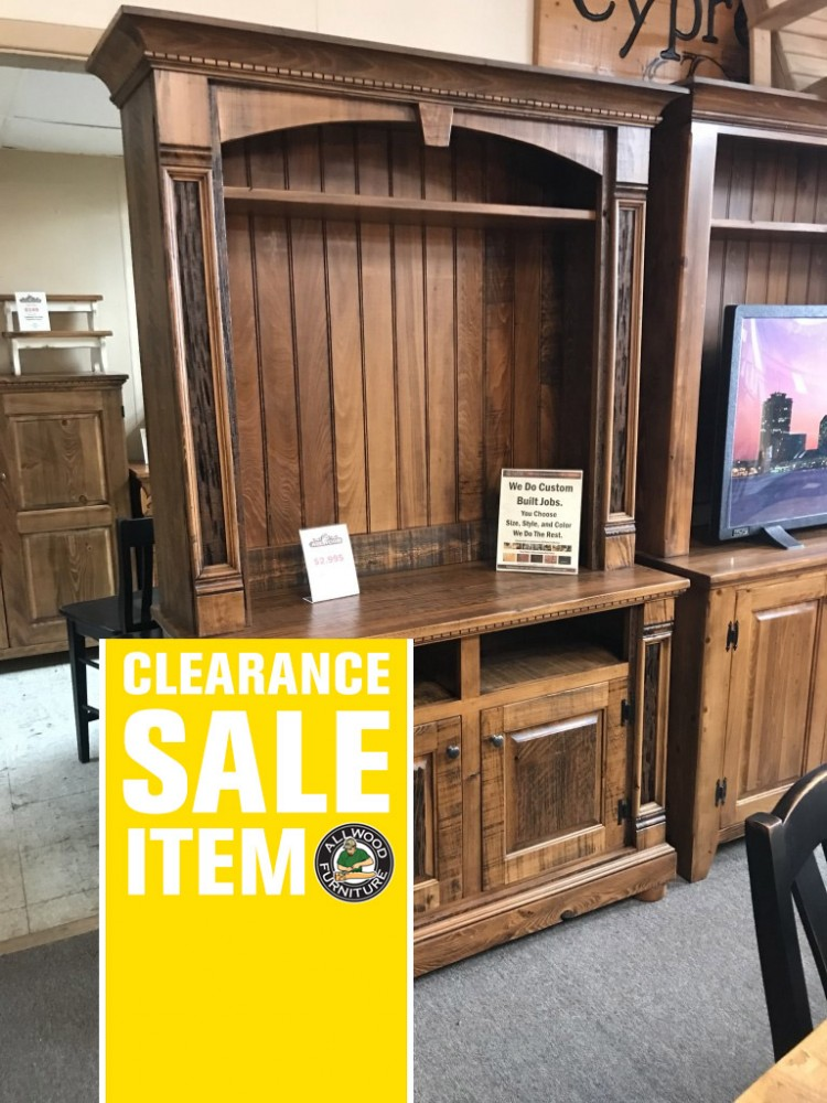 50 X 84 Empire Tv Stand Pinhook In Stock Ph 203 All