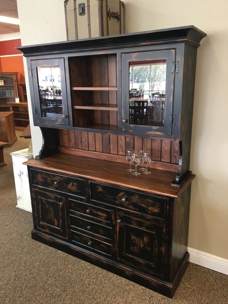 A101 Country Hutch Buffet Baton Rouge In Stock Br 333