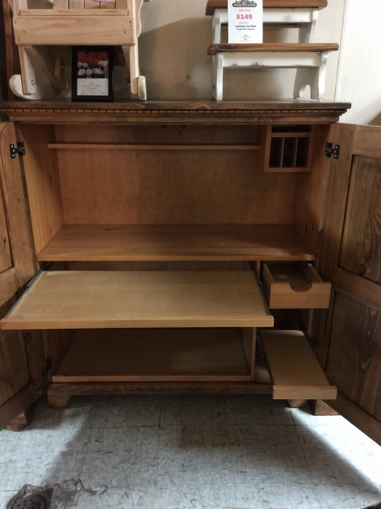 Computer Armoire In Stock Pinhook Ph 210 All Wood