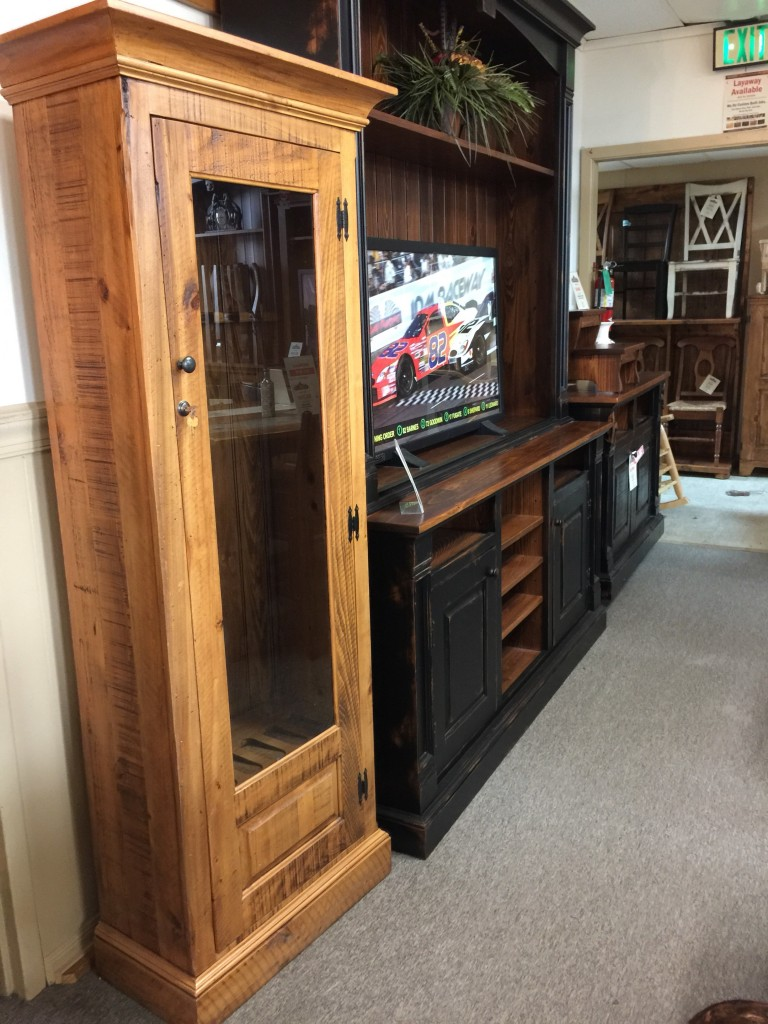 6 Gun Cabinet In Stock Pinhook Ph 212 All Wood Furniture
