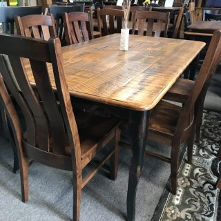 40 x 7 Creole Table @ Pinhook In Stock PH-200