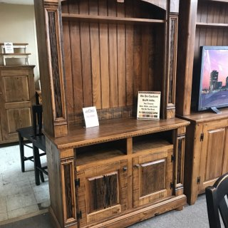 "50"" x 84"" Empire Tv Stand @ Pinhook In Stock PH-203"