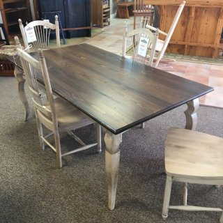 "40"" x 6' Sabre Leg Table @ Baton Rouge BR-344 SOLD"