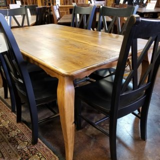 6′ French Table @UL Store UL-227 In Stock