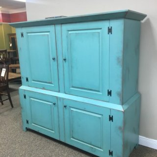 Country Shaker Armoire @ Baton Rouge in Stock BR-357