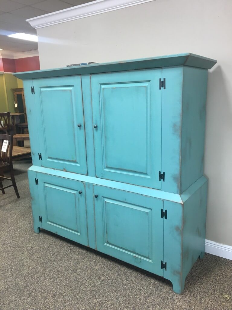 Country Shaker Armoire Baton Rouge In Stock Br 357 All Wood Furniture