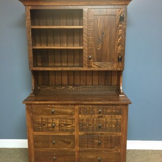Rustic Shaker Hutch @ Baton Rouge in Stock BR-360