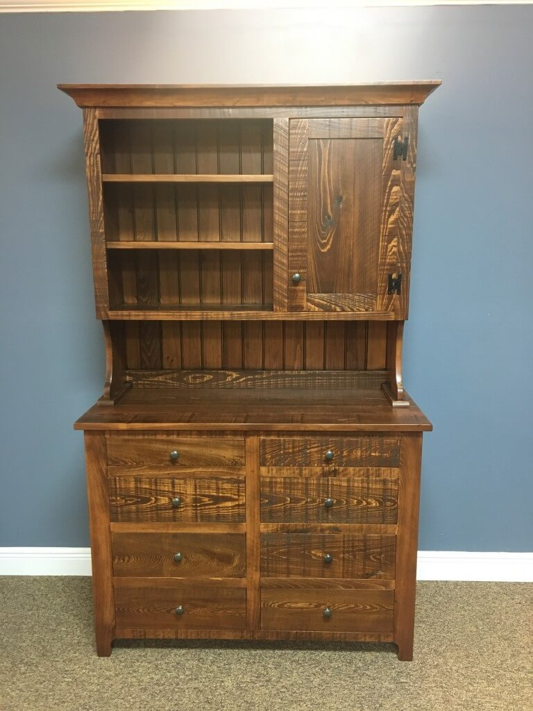 Rustic Shaker Hutch @ Baton Rouge In Stock BR 360