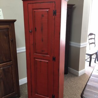 Rustic Shaker Pie Safe @ Baton Rouge BR-379 SOLD