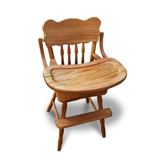 Fabulous Dining Chairs All Wood Furniture Handcrafted Louisiana Download Free Architecture Designs Grimeyleaguecom