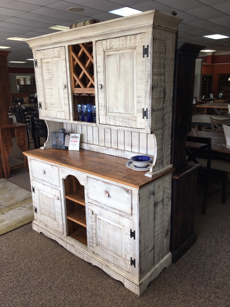 Country Hutch #2 @ Baton Rouge In Stock BR 387
