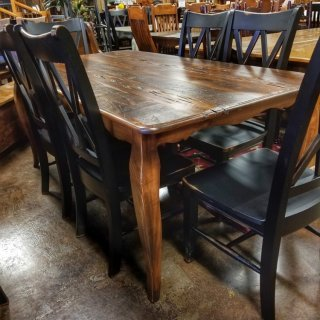 6′ French Leg Table @UL Store UL-235 In Stock