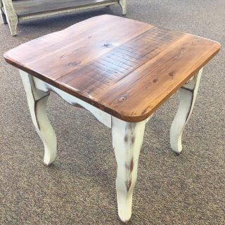 Creole Leg End Table @ Baton Rouge in Stock BR-394