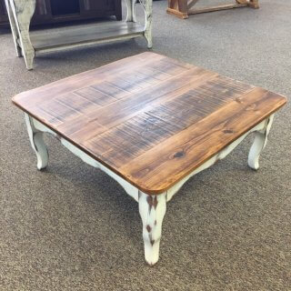 Creole Leg Coffee Table @ Baton Rouge in Stock BR-396