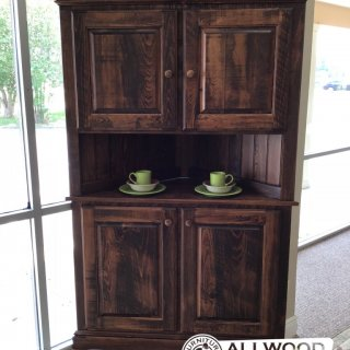 New Cypress Corner Cabinet @ Baton Rouge in Stock BR-412