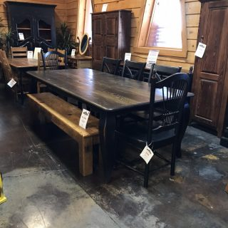40 x 8 Giant French Table @ UL Store UL-239 In Stock
