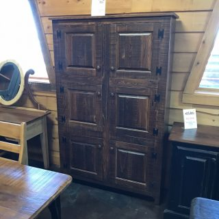 Rustic 6 Door Pie Safe @ UL Store In Stock UL-198