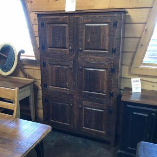 Rustic 6 Door Pie Safe @ UL Store In Stock UL-198
