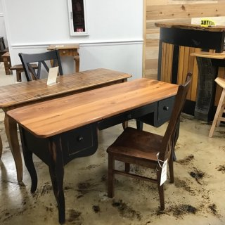 "24"" X 5' Creole Desk @ Pinhook In Stock Ph-264"
