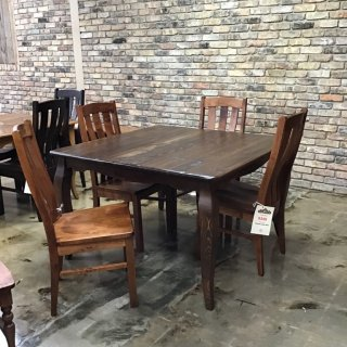 "48"" X 48""French Leg Table @ Pinhook In Stock PH-272"