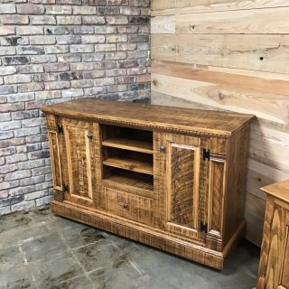 Rustic Empire Tv Stand @ Pinhook In Stock PH-275