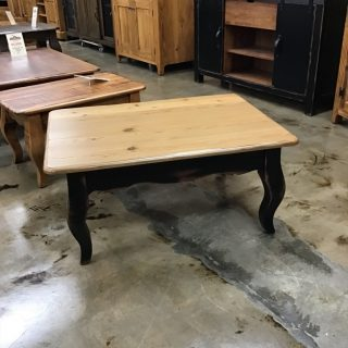 Sinker Cypress Coffee Table @ Pinhook In Stock PH-281