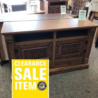 5′ Empire TV Stand @ Baton Rouge In Stock BR-4006