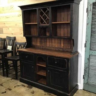 Country French Hutch @ Pinhook In Stock PH-325
