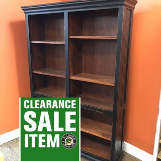 48″ x 72″ Cottage Pine Bookcase @ Baton Rouge In Stock BR-4011