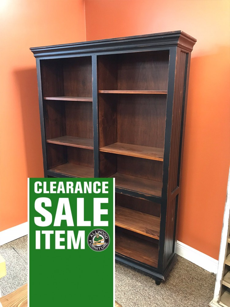 48 Quot X 72 Quot Cottage Pine Bookcase Baton Rouge In Stock Br