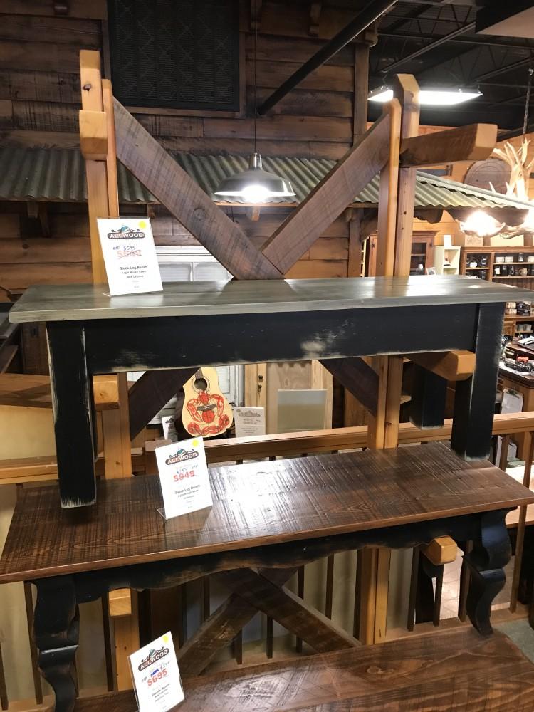 48 Quot Block Leg Bench Ul Store In Stock Ul 451 All Wood