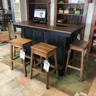 5′ Cypress Whiskey Bar @ BR Store In Stock BR-721