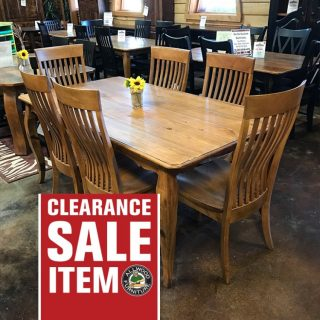40″ x 6′ French Table @ UL Store In Stock UL-401