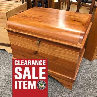 Cedar Hope Chest @ UL Store UL-405 SOLD