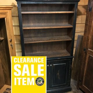 40″ A101 Bookcase w/ Doors @ UL Store In Stock UL-414