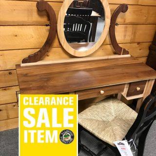 48″ Amish Desk @ UL Store In Stock UL-422