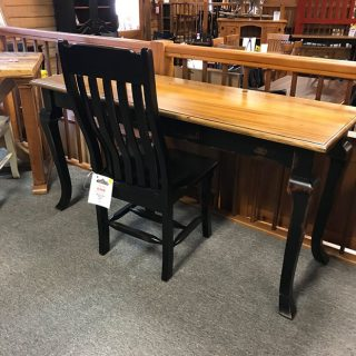 5′ Cabriole Desk @ UL Store In Stock UL-424