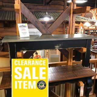 48″ Block Leg Bench @ UL Store In Stock UL-451