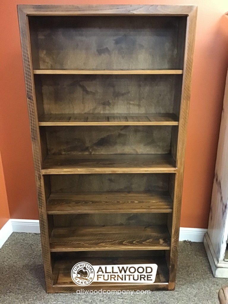 Contemporary Bookcase Baton Rouge Br 9933 Sold All