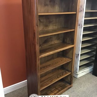 Contemporary Bookcase @ Baton Rouge in Stock BR-9933