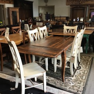 "38.5 X 6"" French Table @ Pinhook in Stock PH-9929"
