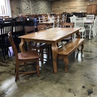 "40"" X 6' 20Th Anniversary Leg Table @ Pinhook In Stock PH- 350"
