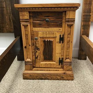 "20"" X 20"" X 28"" Rustic Empire End Table @ Pinhook In Stock PH-360"