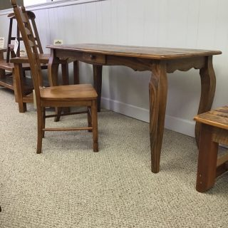 "24"" X 60"" X 30"" French Desk @ Pinhook In Stock PH-362"
