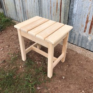 Cypress Highland End Table
