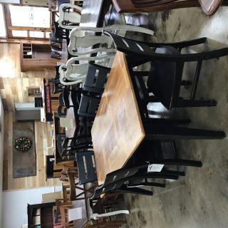 Taper Leg Table @ Pinhook In Stock PH-9942