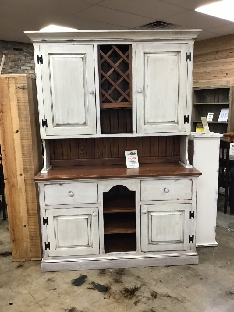 A101 French Hutch Pinhook In Stock Ph 10810 All Wood