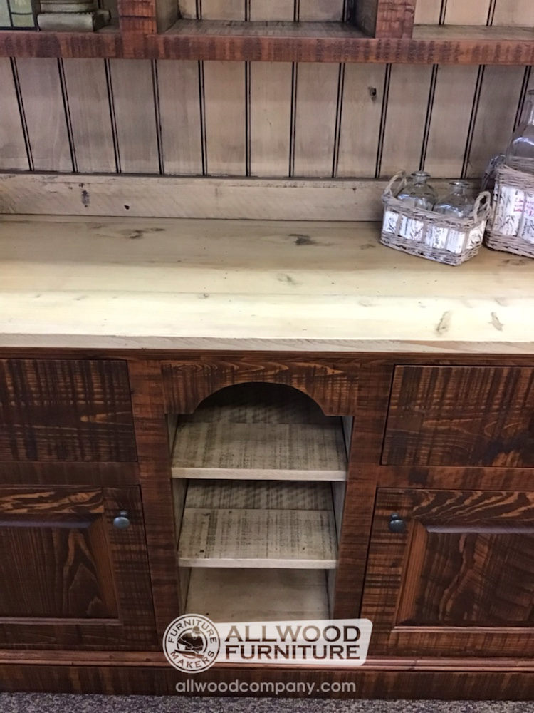 A101 Country French Hutch Amp Buffet Baton Rouge In Stock