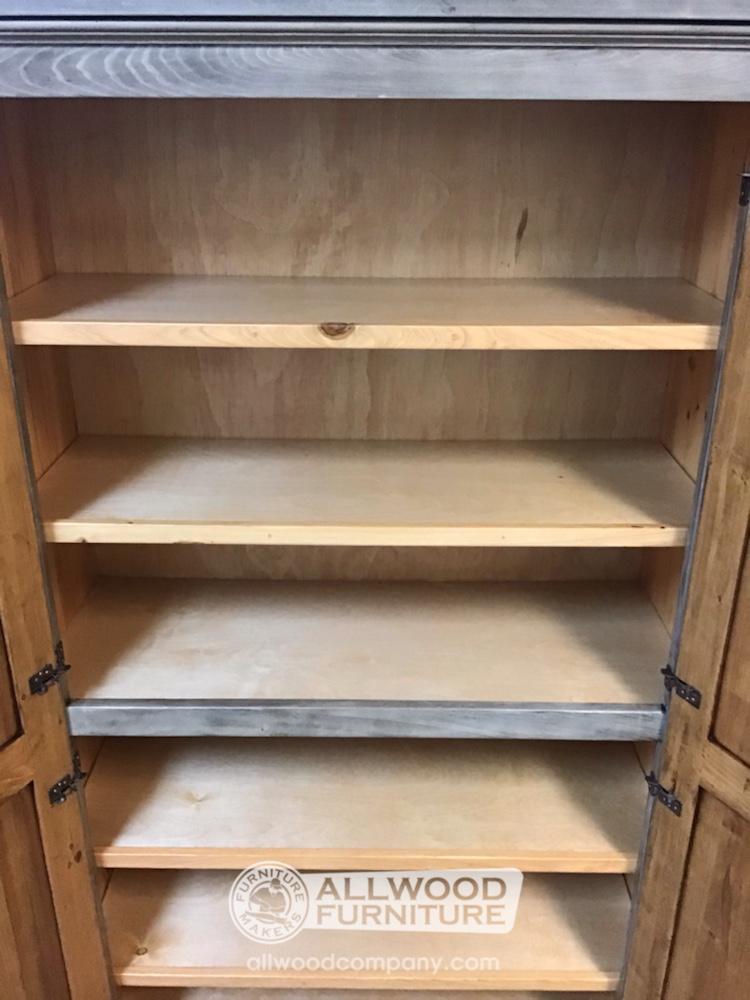 2 Door Pie Safe Baton Rouge In Stock Br 11458 All Wood